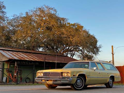 1974 Plymouth Gran Fury for sale at OVE Car Trader Corp in Tampa FL