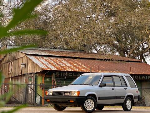 1986 Toyota Tercel for sale at OVE Car Trader Corp in Tampa FL