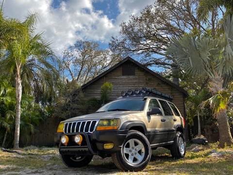 2000 Jeep Grand Cherokee for sale at OVE Car Trader Corp in Tampa FL