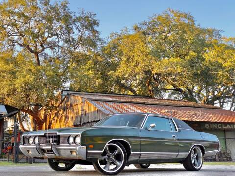 1972 Ford LTD for sale at OVE Car Trader Corp in Tampa FL