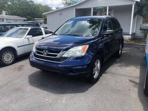 2010 Honda CR-V for sale at OVE Car Trader Corp in Tampa FL