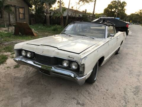 1968 Mercury Monterey for sale at OVE Car Trader Corp in Tampa FL