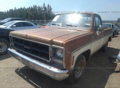 1979 GMC C/K 1500 Series for sale at OVE Car Trader Corp in Tampa FL