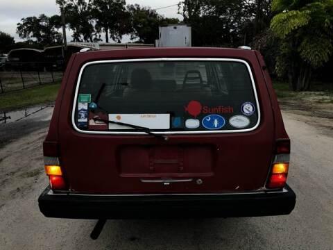 1984 Volvo 240