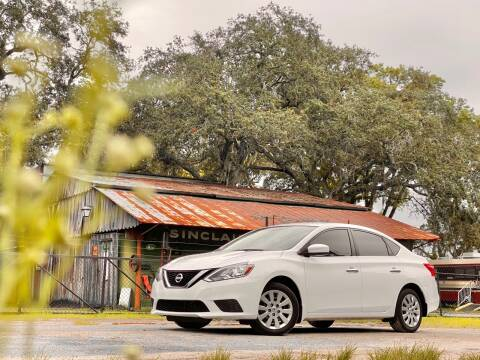 2016 Nissan Sentra for sale at OVE Car Trader Corp in Tampa FL