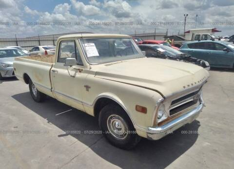 1968 Chevrolet C/K 10 Series for sale at OVE Car Trader Corp in Tampa FL