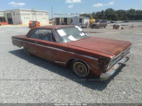 1966 Plymouth Fury for sale at OVE Car Trader Corp in Tampa FL