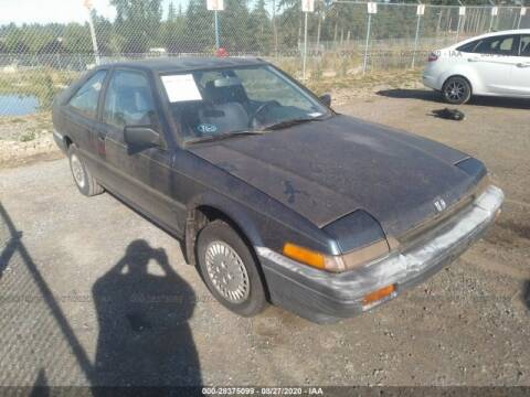 1987 Honda Accord for sale at OVE Car Trader Corp in Tampa FL
