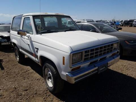 1984 Ford Bronco II for sale at OVE Car Trader Corp in Tampa FL