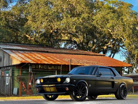 1965 Ford Mustang for sale at OVE Car Trader Corp in Tampa FL