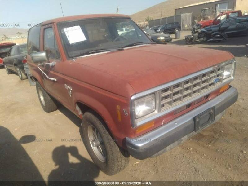 1986 Ford Bronco II for sale at OVE Car Trader Corp in Tampa FL