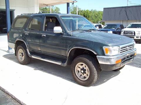 1994 Toyota 4Runner for sale in St Augustine, FL