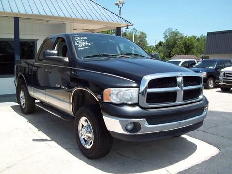 2003 Dodge Ram Pickup 2500 for sale in St Augustine, FL