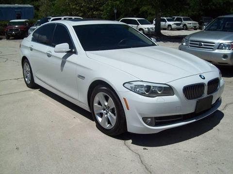 2012 BMW 5 Series for sale in St Augustine, FL