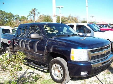 2011 Chevrolet Silverado 1500 for sale in St Augustine, FL