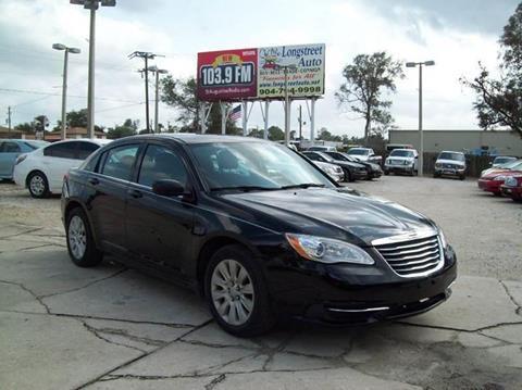 2013 Chrysler 200 for sale in St Augustine, FL