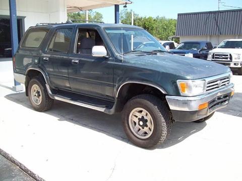 1994 Toyota 4Runner for sale in St Augustine, FL