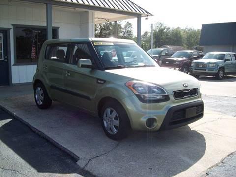 2013 Kia Soul for sale in St Augustine, FL