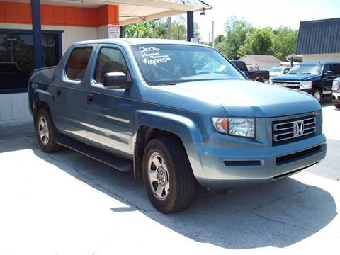 2006 Honda Ridgeline for sale in St Augustine, FL