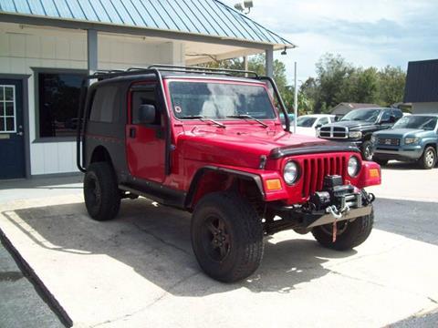 2006 Jeep Wrangler for sale in St Augustine, FL