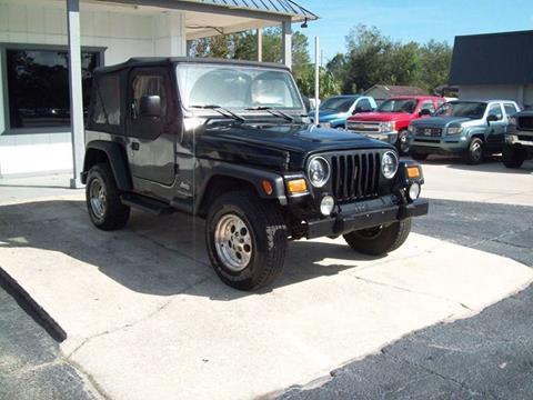 2004 Jeep Wrangler for sale in St Augustine, FL