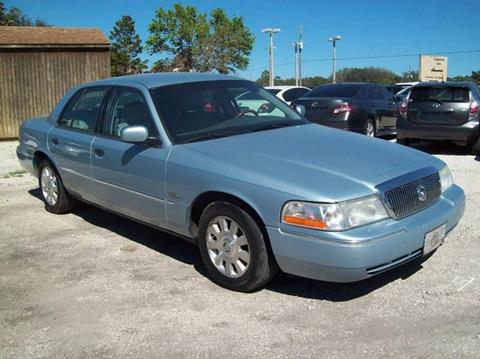 2003 Mercury Grand Marquis for sale in St Augustine, FL