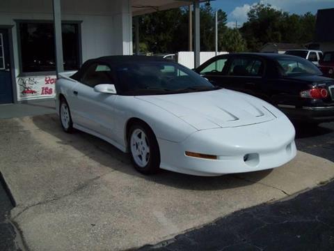 1995 Pontiac Firebird for sale in St Augustine, FL