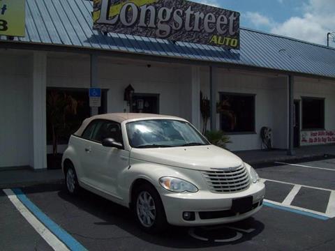 2006 Chrysler PT Cruiser for sale in St Augustine, FL
