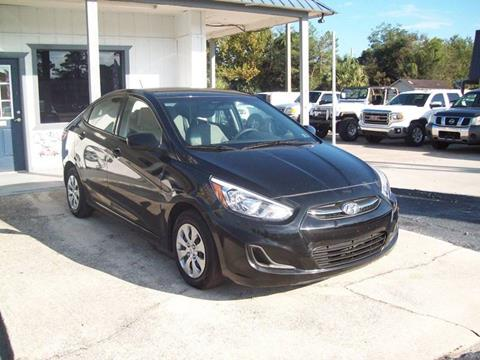 2017 Hyundai Accent for sale in St Augustine, FL