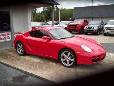 2008 Porsche Cayman for sale in St Augustine, FL