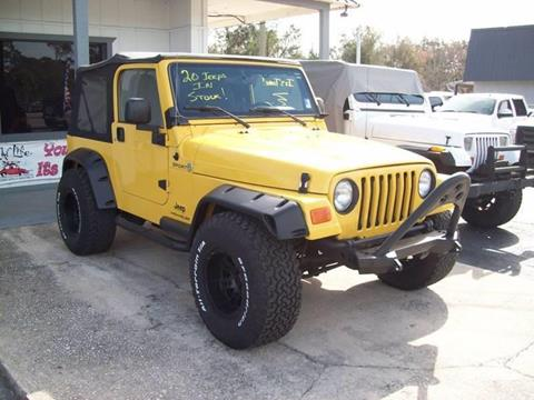 2006 Jeep Wrangler for sale in St Augustine, FL