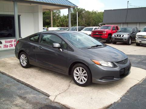 2012 Honda Civic for sale in St Augustine, FL