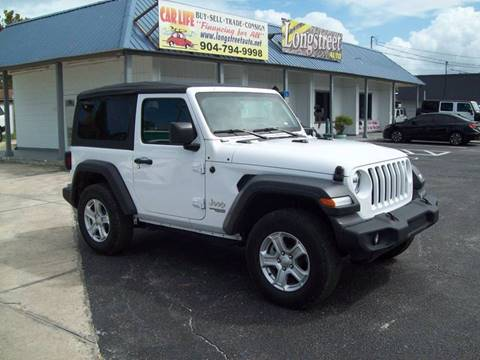 2019 Jeep Wrangler for sale in St Augustine, FL