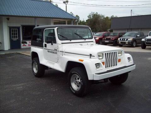 1993 Jeep Wrangler for sale in St Augustine, FL