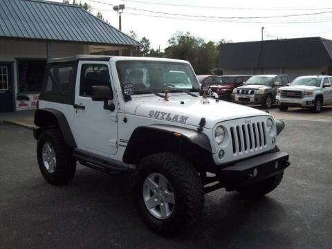 2014 Jeep Wrangler Sport for sale at LONGSTREET AUTO in St Augustine FL
