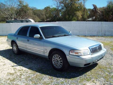 2010 Mercury Grand Marquis LS for sale at LONGSTREET AUTO in St Augustine FL