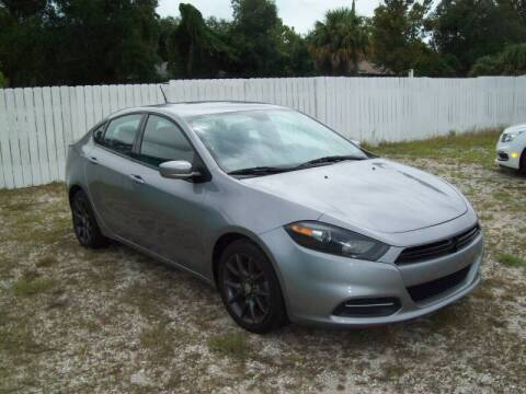 2016 Dodge Dart for sale at LONGSTREET AUTO in St Augustine FL