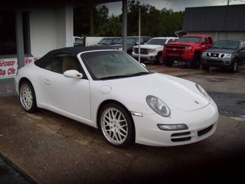 2005 Porsche 911 for sale at LONGSTREET AUTO in St Augustine FL