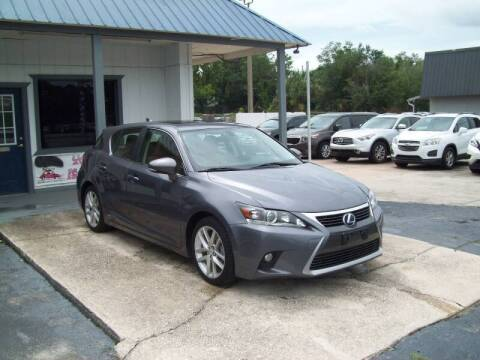 2015 Lexus CT 200h for sale at LONGSTREET AUTO in St Augustine FL
