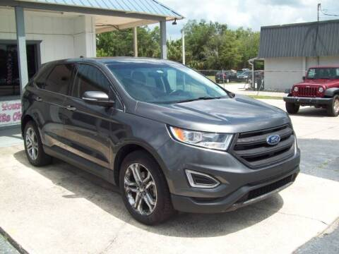 2016 Ford Edge for sale at LONGSTREET AUTO in St Augustine FL