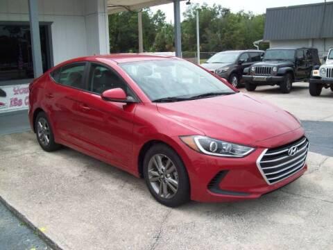 2017 Hyundai Elantra for sale at LONGSTREET AUTO in St Augustine FL