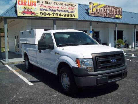 2014 Ford F-150 for sale at LONGSTREET AUTO in St Augustine FL