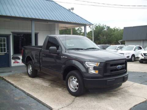 2016 Ford F-150 for sale at LONGSTREET AUTO in St Augustine FL