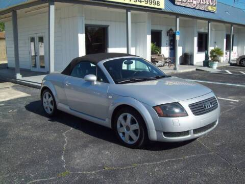 2001 Audi TT for sale at LONGSTREET AUTO in St Augustine FL