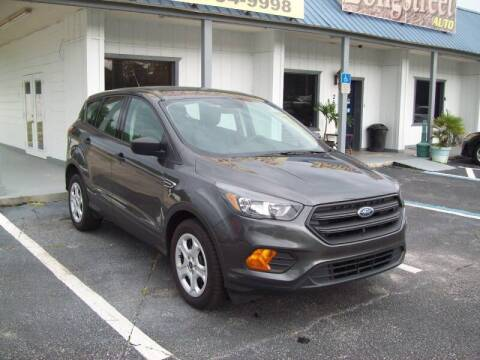 2018 Ford Escape for sale at LONGSTREET AUTO in St Augustine FL