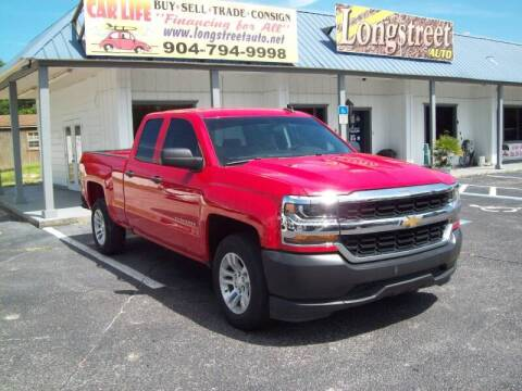 2017 Chevrolet Silverado 1500 for sale at LONGSTREET AUTO in St Augustine FL
