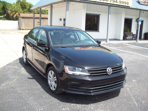 2017 Volkswagen Jetta for sale at LONGSTREET AUTO in St Augustine FL