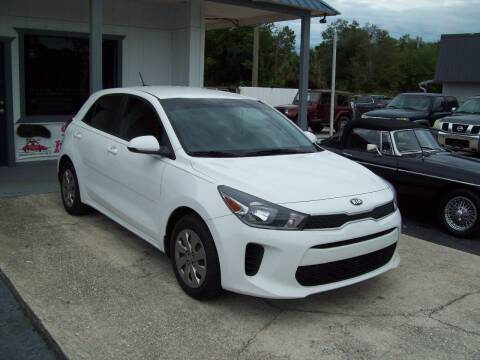 2018 Kia Rio 5-Door for sale at LONGSTREET AUTO in St Augustine FL