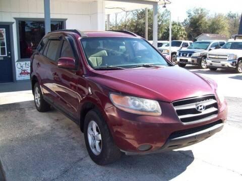 2008 Hyundai Santa Fe for sale at LONGSTREET AUTO in St Augustine FL