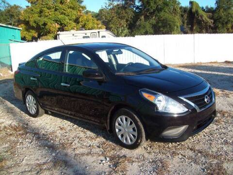 2018 Nissan Versa for sale at LONGSTREET AUTO in St Augustine FL
